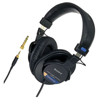 great headphones for video editing sony 7506 video school online. Black Bedroom Furniture Sets. Home Design Ideas
