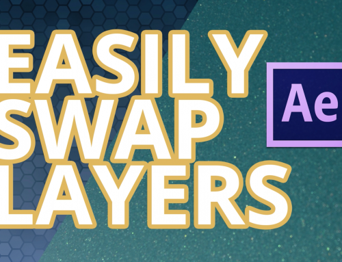 How to Easily Replace Layers in After Effects