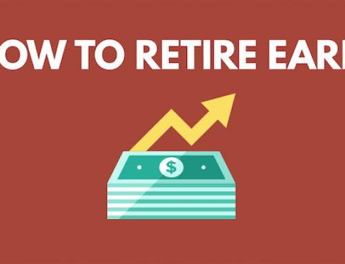 How to Retire Early: The Shockingly Simple Math (VIDEO)