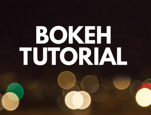 Bokeh Photography Tutorial: What is Bokeh?