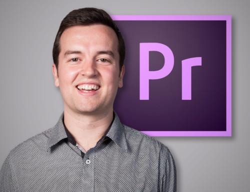 Learn Adobe Premiere Pro from Scratch