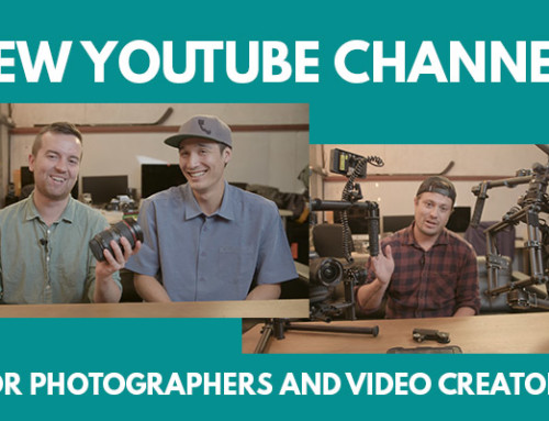 Photo and Video Gear Reviews! Check Out Our NEW YouTube Channel