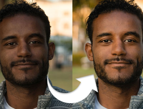 How to Edit and Retouch Portraits in Lightroom