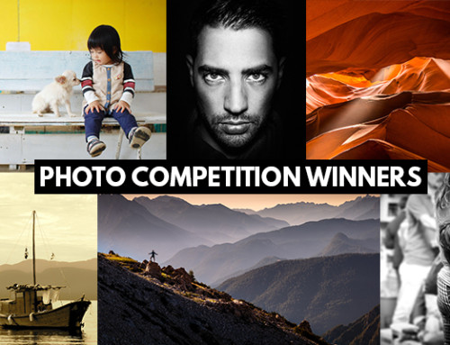 And the Winners Are… 2016 Photography Masterclass Photo Competition Results