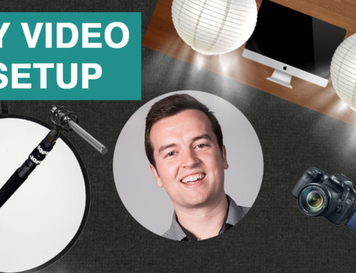 Phil Ebiner's Video Production Setup for Webcam & DSLR Videos