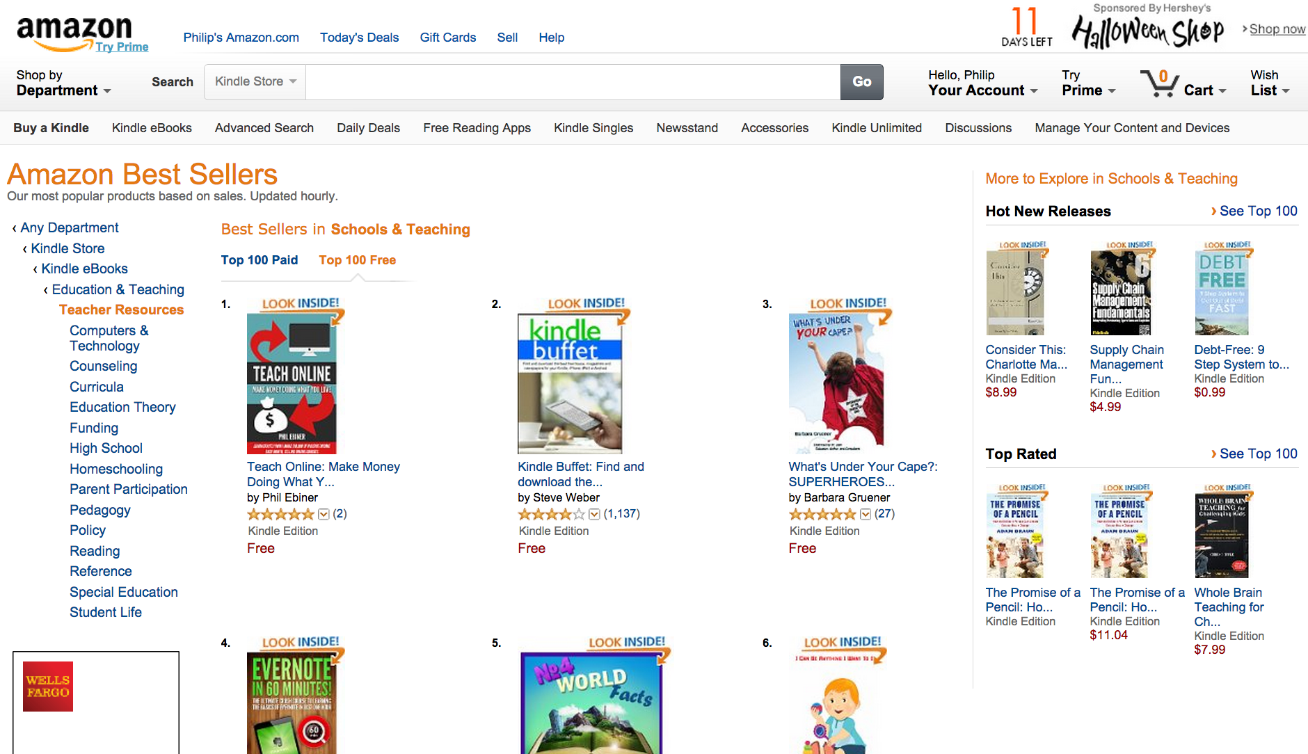The Ultimate Guide to Being #1 on the Amazon Best Sellers List