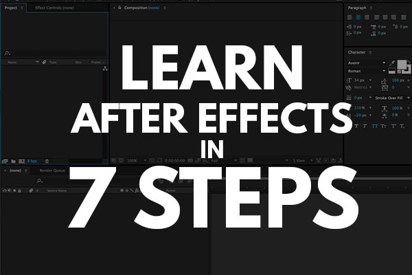 LEARN AFTER EFFECTS IN 20 MINUTES! - Tutorial for ...