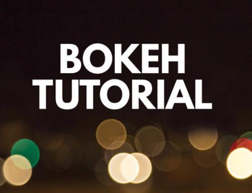 Bokeh Photography Tutorial: What is Bokeh?