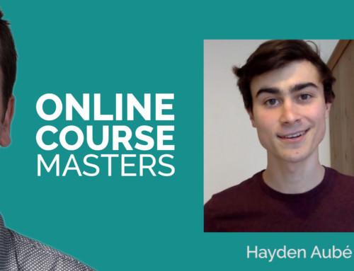OCM 15: Illustrating His Way to Success on Skillshare with Hayden Aube