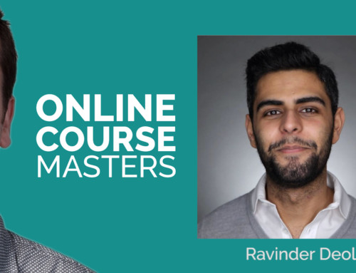 OCM 10: Giving Away Bitcoins to Grow a Tribe with Ravinder Deol