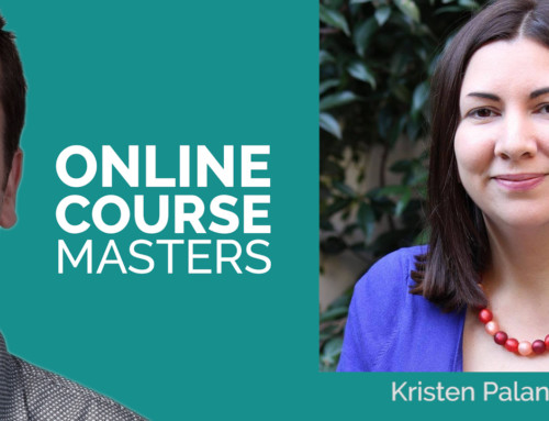 OCM: 11 Teach Your Passion from University to Online with Kristen Palana
