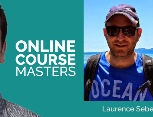 OCM 13: Dominate Your Online Course Niche with Laurence Seberini