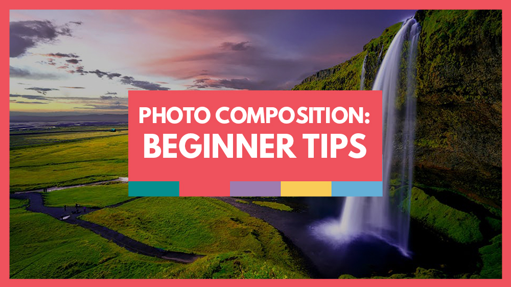 Photo composition tips video school online
