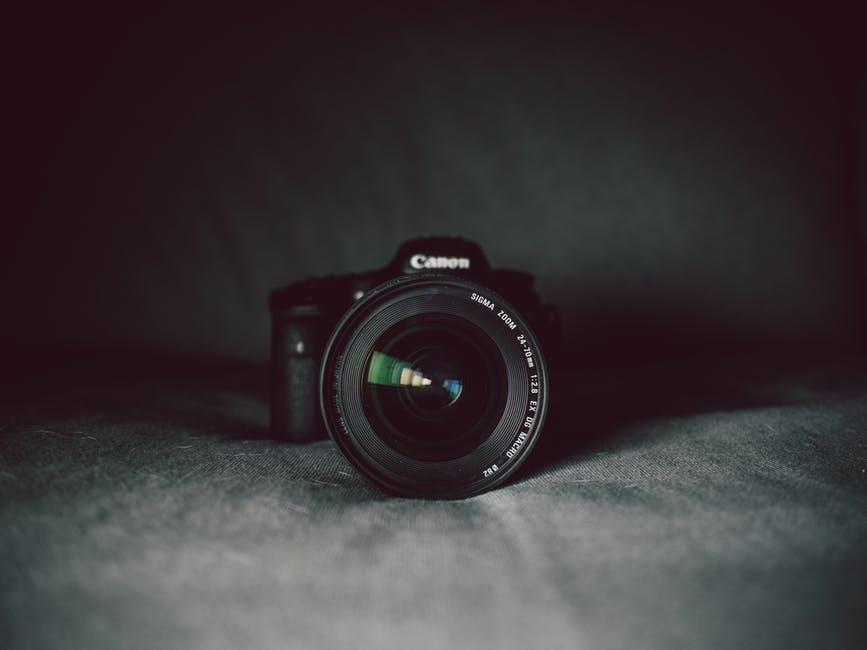 Nikon vs Canon vs Sony