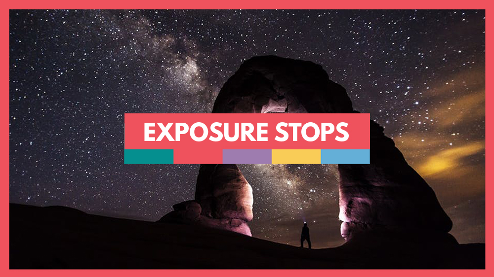 what is an exposure stop?