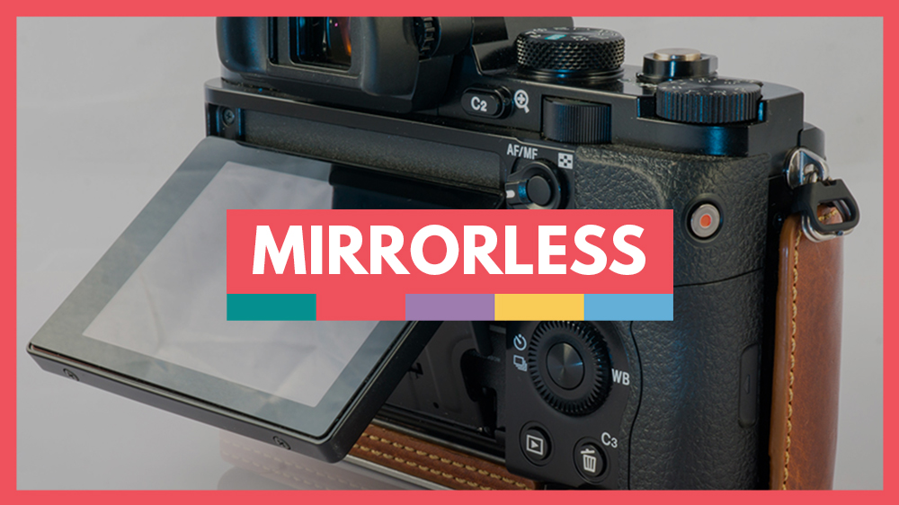 what is a mirrorless camera