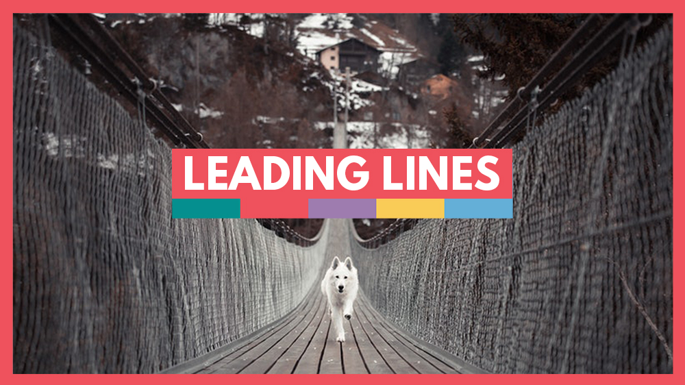 leading lines tutorial