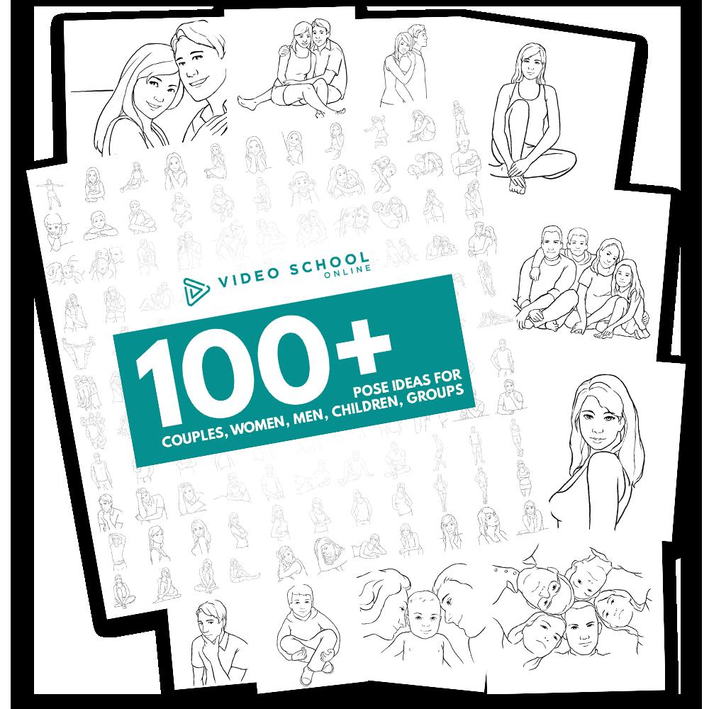 Posing Guide 100+ Ideas for Couples, Women, Men, Children