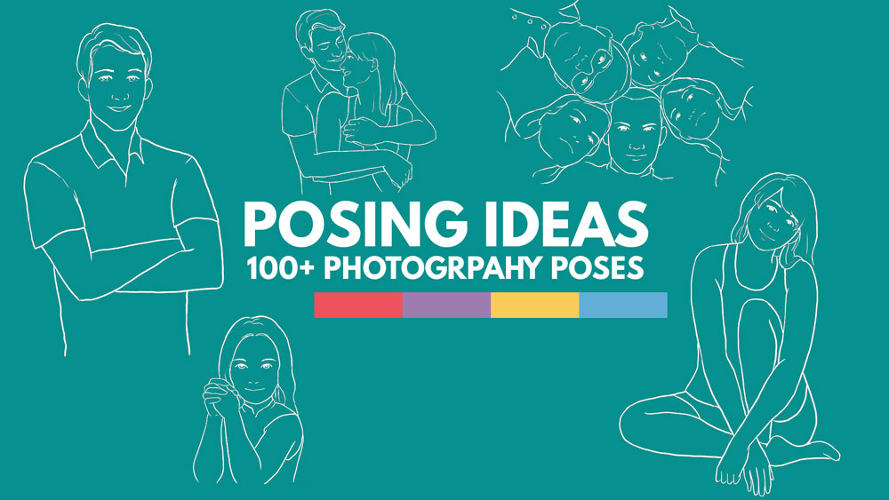 posing ideas from video school online