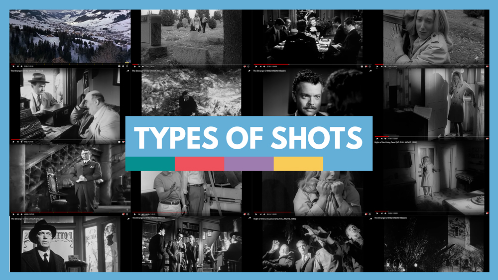 20+ Types of Film Shots You Need to Know - Video School Online