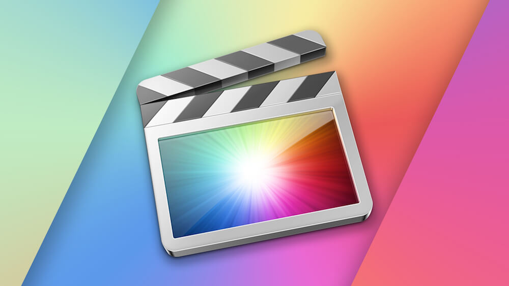 Final Cut Pro X Video Editing