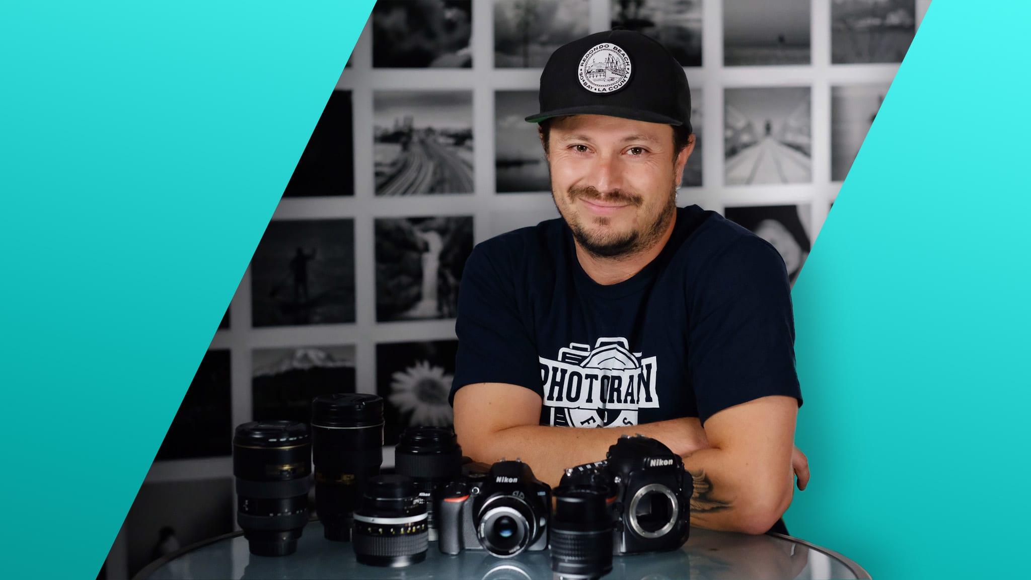 Nikon Camera Course